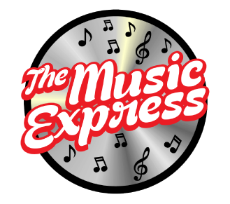 The Music Express Logo